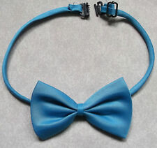 Boys Bow Tie Adjustable Bowtie UNISEX Boy Girl SKY BLUE
