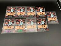 2019-20 CHRONICLES PLAYBOOK RC KENDRICK NUNN MIAMI HEAT ROOKIE 9 CARD LOT