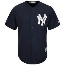 New York Yankees Licenced Cool Base MLB Navy Jersey