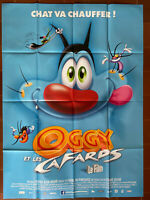 Plakat Oggy Und Les Kakerlaken Zeichen- Anime Kinder 120x160cm