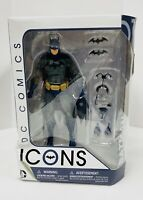 DC Collectibles DC Icons #1 Last Rights  6-inch Action Figure NIB  DMG BOX