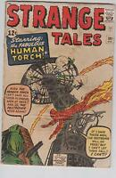 Strange Tales # 101, Human Torch first solo