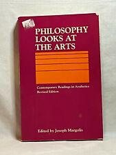 """Philosophy Looks at the Arts"" ed. Joseph Margolis (1978)"