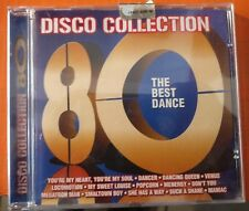 80 The Best Dance - Disco Collection  CD SMI 109 DDD 2006 NM/Mint