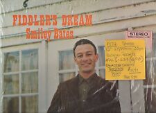 """SMILEY BATES 1972 FIDDLERS DREAM 12"""" 33 LP VG CANADIAN COUNTRY BLUEGRASS C&W"""