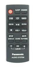 Control Remoto Panasonic SC-HC17PU-K Genuino Original