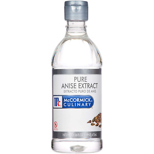 McCormick Culinary Pure Anise Extract, 16 fl oz