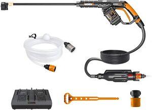WORX WG649 40V Hydroshot Powershare Ultra Portable Power Cleaner