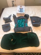 Beco Soleil Carier VGC With Newborn Insert AndTurtleneck  For Two Lenny Lamb