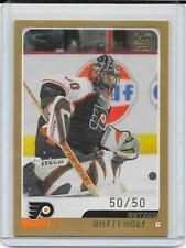 2003-04 Topps Traded - ANTERO NITTYMAKI - Gold Rookie - FLYERS #d 50/50