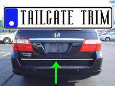 Honda ODYSSEY 2005 06 07 08 09 10 11-17 Chrome Tailgate Trunk Trim Molding