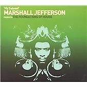 """MARSHALL JEFFERSON-""""MY SALSOUL-FOUNDATIONS OF HOUSE""""-DANCE-NEW/SEALED 2CD 2004"""