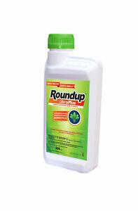 Désherbant roundup Professionnel ultraplus 360 herbicide pour jardins 500ML