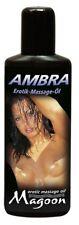 Olio per Massaggio erotico Magoon Ambra 100 ml