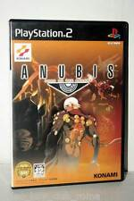 ANUBIS ZONE OF THE ENDERS GIOCO USATO SONY PS2 ED GIAPPONESE JAPAN NTSC/J 37467