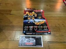 Transformers, Studio Series, 2007 Movie - BUMBLEBEE Deluxe Class