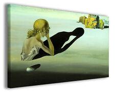 Quadri famosi Salvador Dali' vol VII Stampa su tela arredo moderno arte design