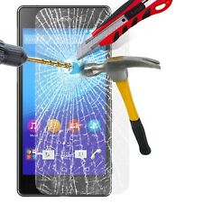 FOR Sony Xperia M5 Tempered Glass Screen Protector 9H 3.mm