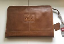 Rawlings Heritage Frankie Folio  Brown Leather Portfolio Bag - Cognac  NEW