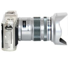 Lens Hood LH-J55C SILVER replaces LH-55C OLYMPUS M.ZUIKO ED 12-50mm EZ LH55C