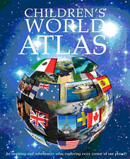Illustrated Maps & Atlases for Children in English