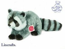 Standing Raccoon Plush Soft Toy by Teddy Hermann from Lincrafts. 92529