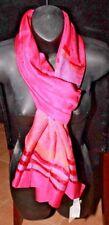 Liz Claiborne Pink & Purple Scarf NWT