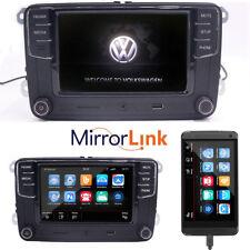 """6,5""""Autoradio VW RCD510 RCD330G+ Mirrorlink,BT,USB,RVC,AUX,SD,GOLF,CADDY,EOS"""