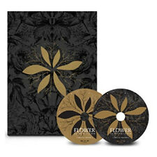 JYJ XIA JUNSU - [FLOWER] 3rd Album SPECIAL EDITION DVD+CD+48p Photo Book K-POP