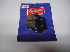 Pastiglie Freno AER532 Posteriori BUELL S3 THUNDERBOLT 1200 2002