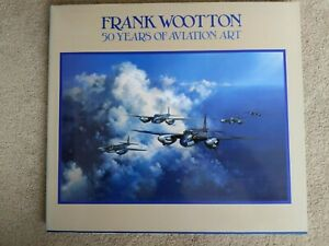 """Frank Wootton 50 Years of Aviation Art - The RAF's """"own"""" artist"""