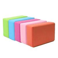 Durable Yoga Foam Brick Block Home Health Gym Exercise Fitness Sport Tool Hot