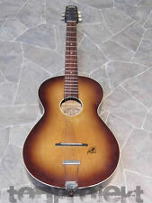 Precoce Framus 5/1 JAZZ BLUES chitarra VINTAGE Parlor Guitar GERMANY 1950'