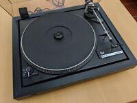 Plattenspieler Turntable Dual CS 505-2 mit TA Ortofon DN 165E Sammlerstück
