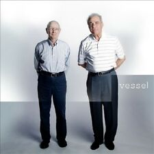 TWENTY ONE PILOTS - Vessel (Clear Vinyl LP w/digital download, 2014) - NEW