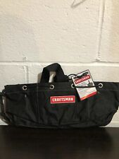 Craftsman Small Parts Organizer Tool Bag Storage 6 Pockets #934511