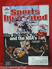SPORTS ILLUSTRATED MAGAZINE NHL and NBA DON ZIMMER death joe torre JUNE 16,