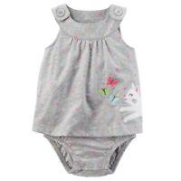 Baby Girl Carter's Kitty Sunsuit
