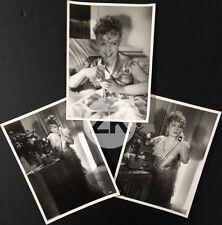 DITA PARLO Mademoiselle Docteur G. W. PABST Salonique nid d'espions 3 Photos '37