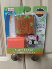 SLIMY CARGO SURPRISE SALTY Thomas & Friends MINIS Glow in the Dark Salty