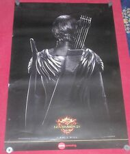 The Hunger Games: Mockingjay - Part 1 Original S/S Movie Poster 27x40 NEW 2014
