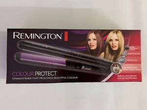 Remington S6300 Colour Protect Ceramic Hair Styler Straightener 230ºC  BRAND NEW