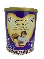 Growing up 100% powder Camel milk baby formula stage 3 Camelicious 400 gm HALAL