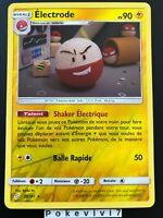 Carte Pokemon ELECTRODE 39/181 Holo REVERSE Soleil et Lune 9 SL9 FR