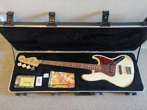 Fender Jazz American USA Standard Bass Guitar (2010)