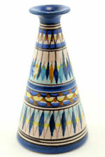 Blue European Art Pottery