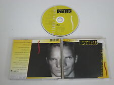 Sting/The Best of Sting 1984-1994 (A & M RECORDS, INC. 540 321 2) CD Album