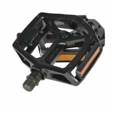 WELLGO Black B249 MTB BMX Aluminum Cost-effective Bike Cycling Pedals