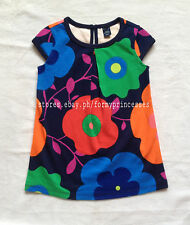 72% OFF! AUTH BABY GAP FLORAL DRESS SIZE 12-18 MONTHS BNEW US$19.95