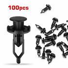 Bumper Clips 9mm For Toyota Lexus Scion 52161-02020 Plastic Black Car Auto Parts